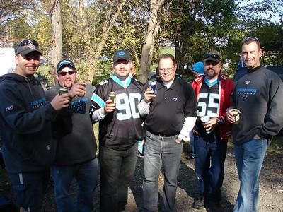 Panthers vs Falcons November 10th 2007