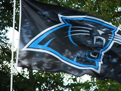 Bears vs. Panthers September 14th, 2008 - Joker Smoker Home Opener